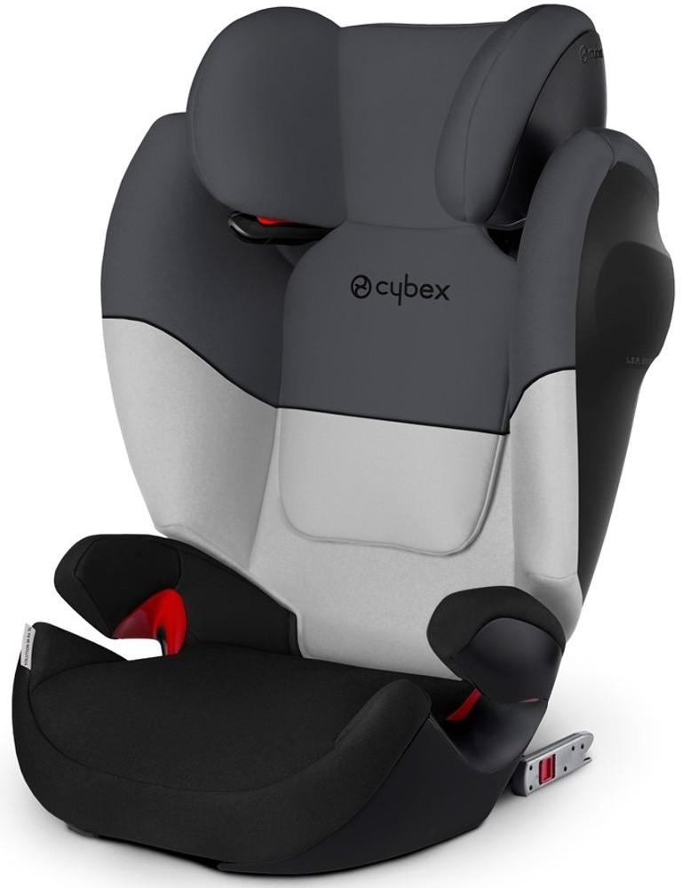 autoseda ka cybex solution m fix sl gray rabbit 2018 stylov n meck. Black Bedroom Furniture Sets. Home Design Ideas